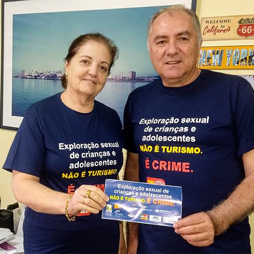 ABRAJET Nacional e AFEET Brasil combatem exploração infantil