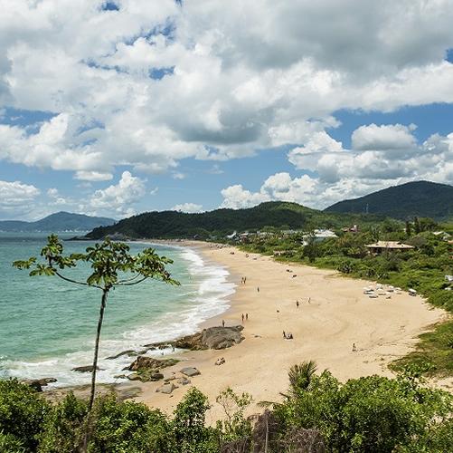 Santa Catarina, o estado mais azul