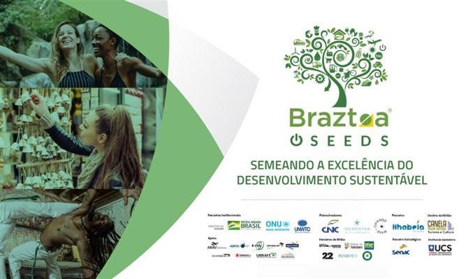SEEDS Braztoa 2019 abordará Objetivos do Desenvolvimento Sustentável, em Canela