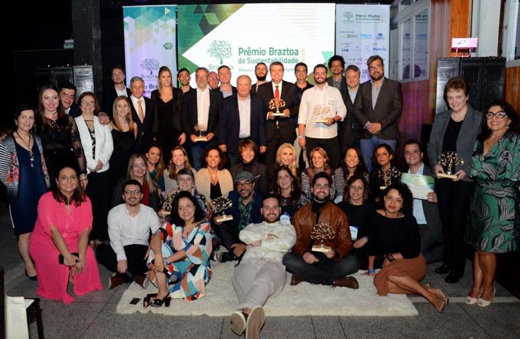 Anunciados os Vencedores do Prêmio Braztoa de Sustentabilidade 2019/2020