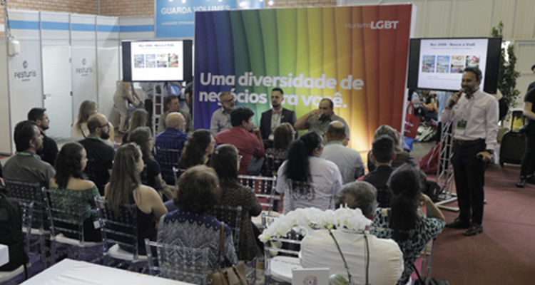 Espaço LGBT completa 10 anos com uma edição histórica no FESTURIS