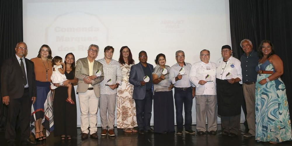 Abrajet Pará premia profissionais de imprensa e destaques do turismo em 2019