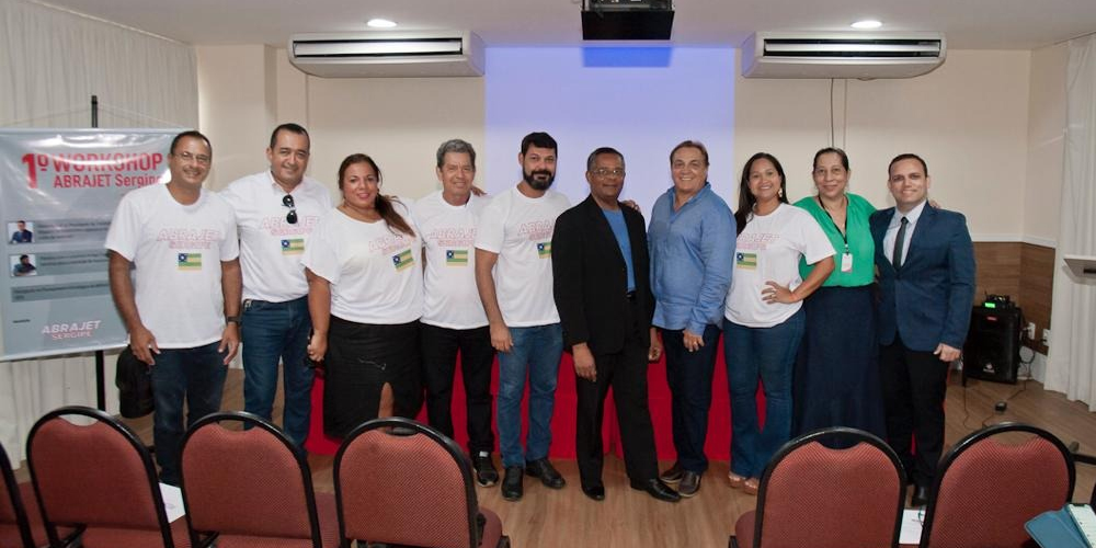 1º Workshop Abrajet-SE promove debate sobre o desenvolvimento do turismo regional