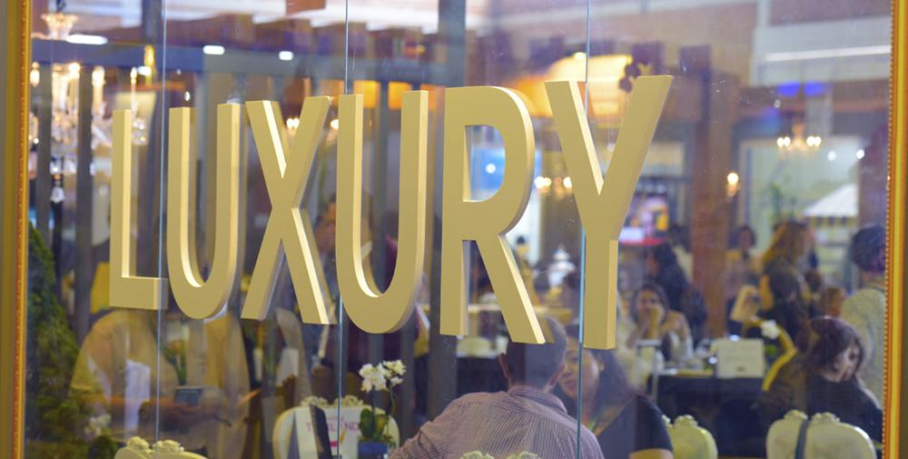 Espaço Luxury ultrapassa 30% de comercialização e será ampliado em sua quinta edição