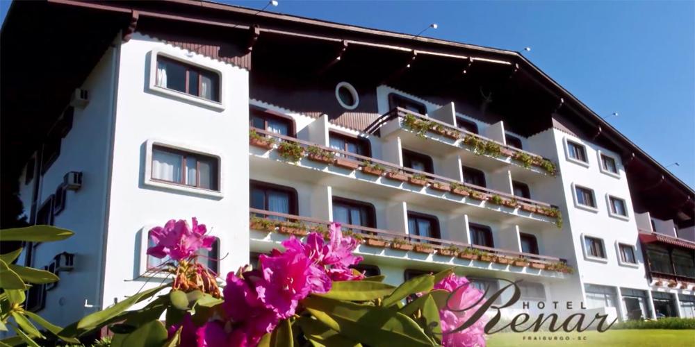 Hotel Renar faz reforma em nome de mais conforto