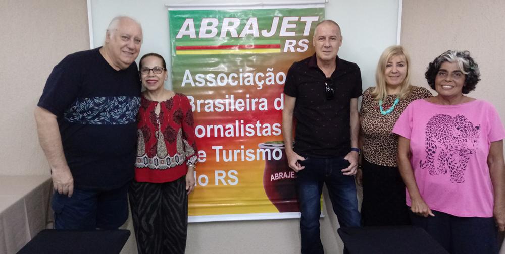 Comitiva de jornalistas do RS irá ao Congresso em Santarém
