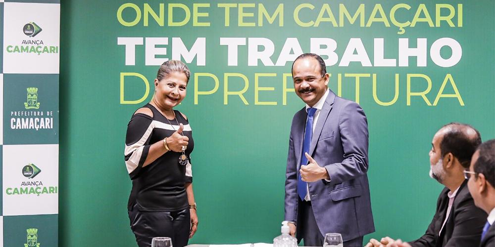 Lúcia Bichara é a nova secretária de Turismo de Camaçari/BA