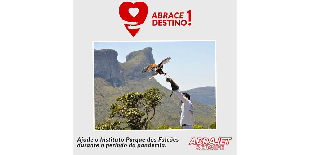 Abrajet Sergipe anuncia campanha para minimizar os efeitos da Covid-19 no turismo