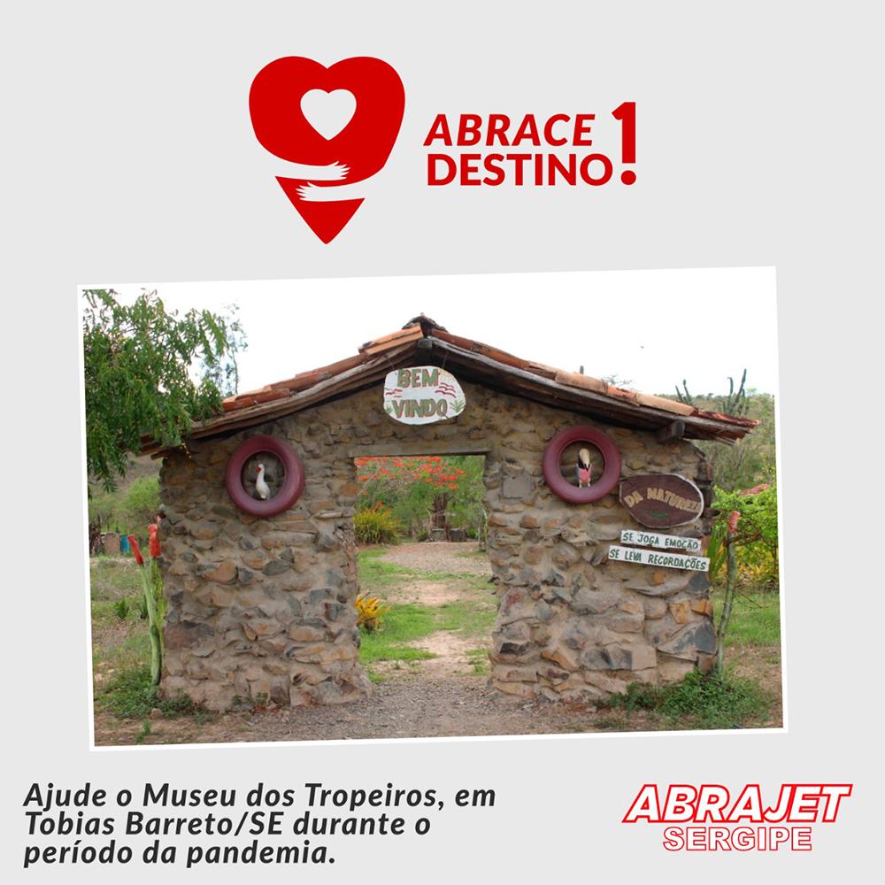 Recanto da Serra e Museu dos Tropeiros integram a segunda fase da campanha 'Abrace o Destino'