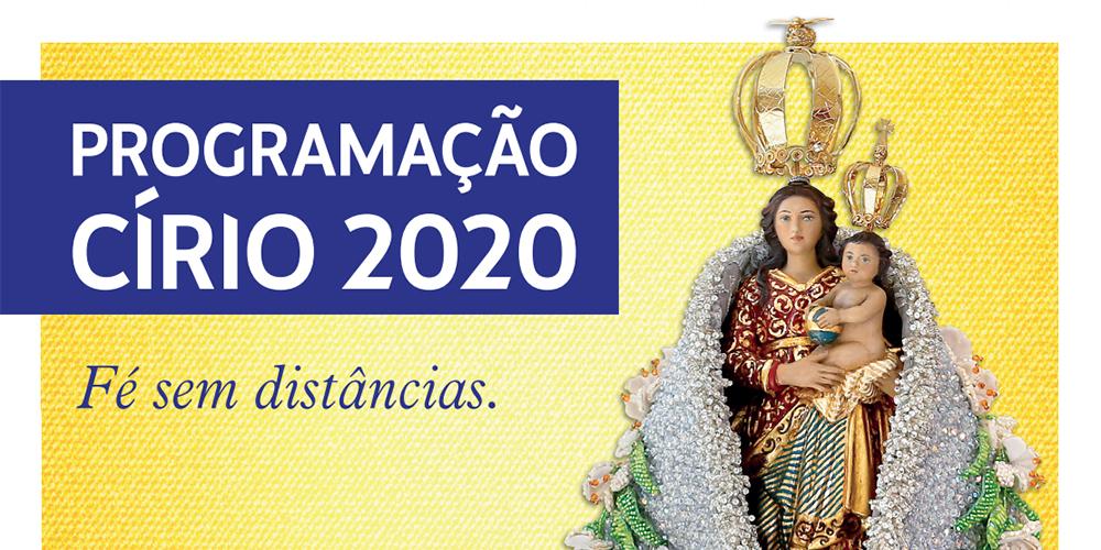Círio 2020 acontece sob novo formato