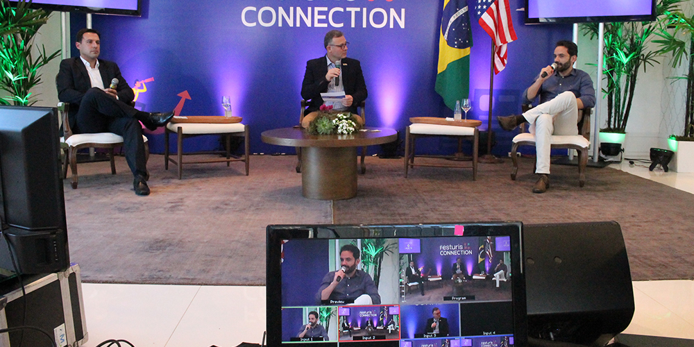 Festuris Connection provoca sinergia no mercado e contribui com a retomada do turismo e dos eventos