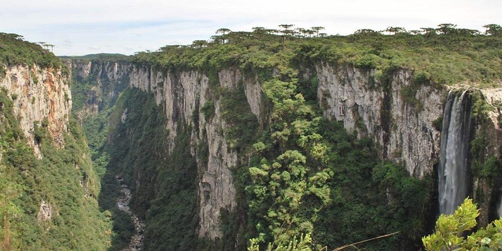 Santa Catarina: Caminhos dos Cânions, um novo roteiro para atrair turistas