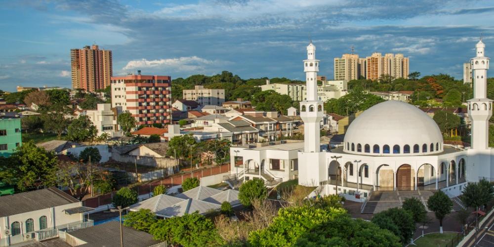 Turismo religioso: Mesquita Muçulmana será apresentada no Festival das Cataratas