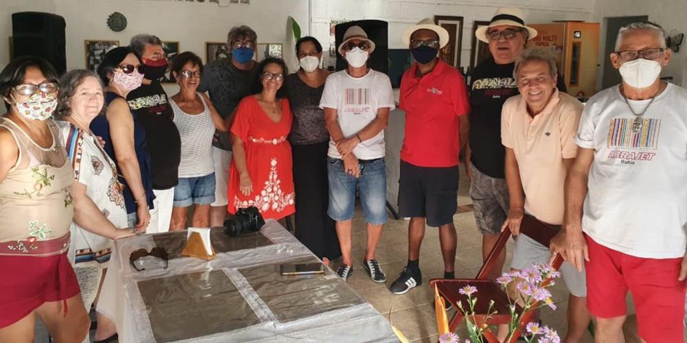 Benneh Amorin passará a Presidência da Abrajet Bahia para Heloisa Braga