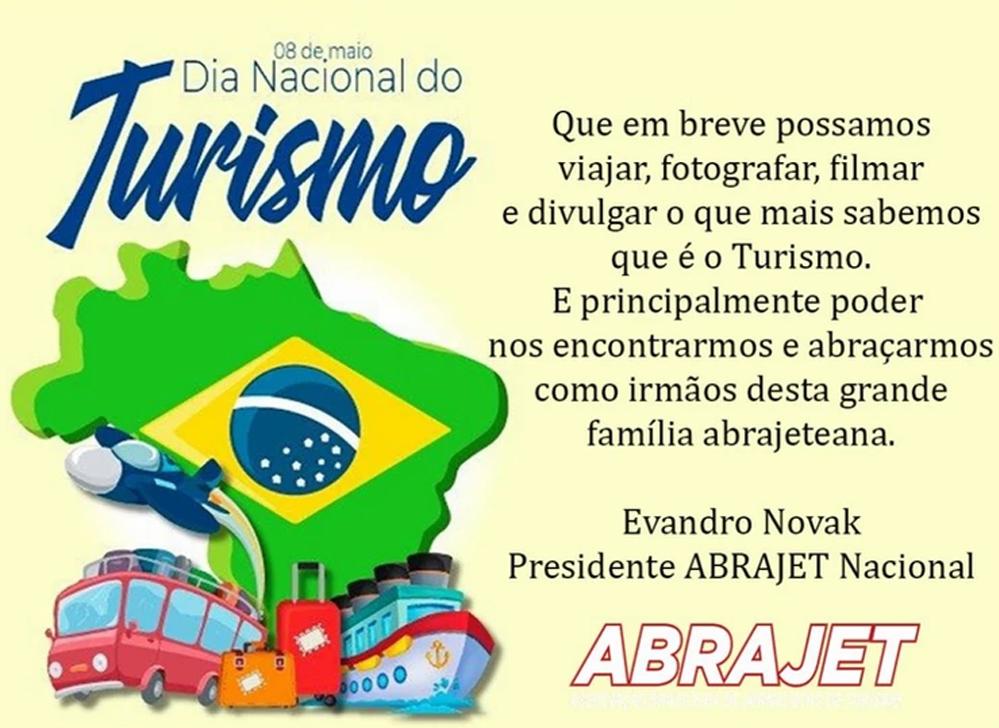 8 de Maio – Dia Nacional do Turismo
