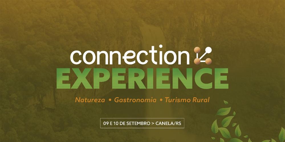 Restam poucas vagas presenciais para o Connection Experience