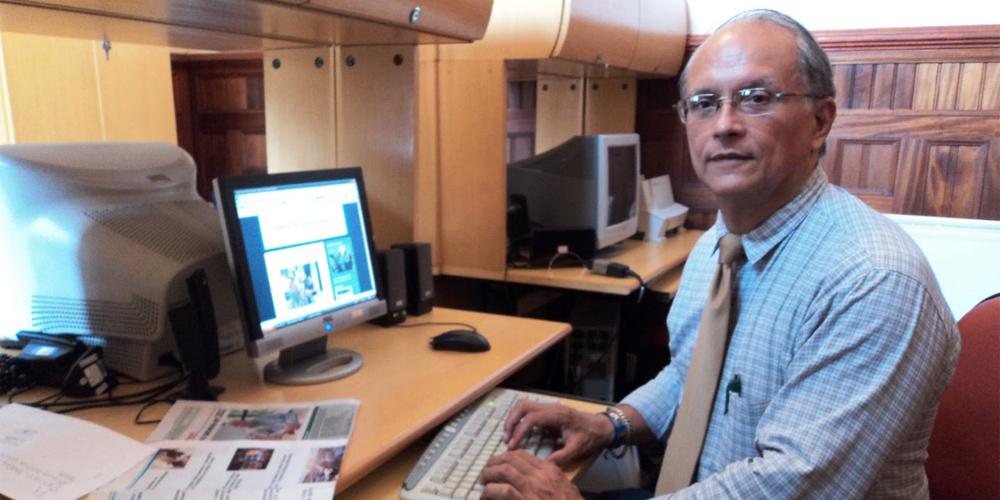Jornalista Nilton Guedes é o novo presidente da Abrajet-Pará