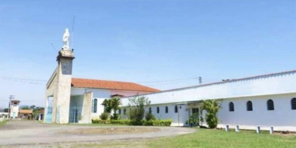 O Mosteiro da Imaculada Conceição