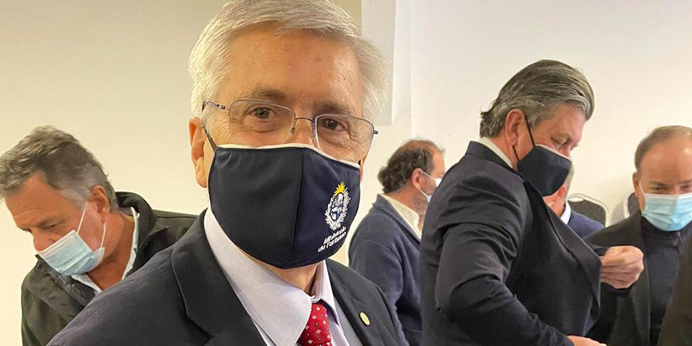 Ministro do Turismo do Uruguai confirma presença no Festuris